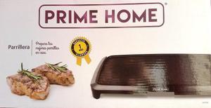 Parrillera Plancha Eléctrica Prime Home w