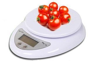 Peso Balanza Digital 5kg Cocina Tara