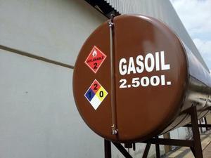 Señales Calcomanias De Seguridad Industrial Tanque De