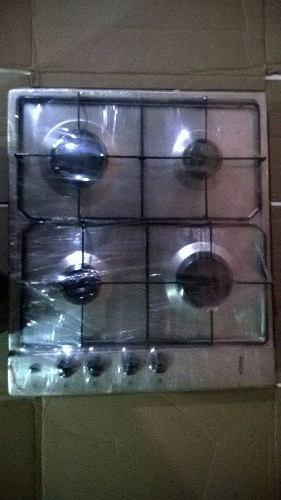 Tope De Cocina Bosch Acero Inoxidable 4 Hornillas