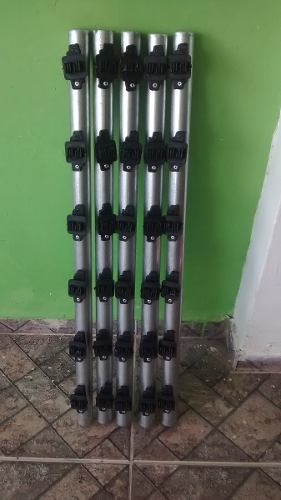 Tubos Para Cerco Electrico / De Paso / Esquineros