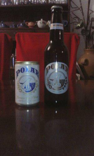 Botella De Coleccion De La Polar