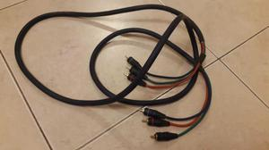 Cable Componente Video Rca