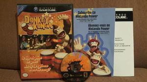 Click! Original Coleccion! Donkey Konga Gamecube