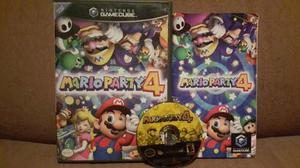 Click! Original Coleccion! Mario Party 4 Gamecube