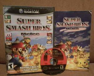 Click! Original Coleccion! Super Smash Bros Melee Gamecube