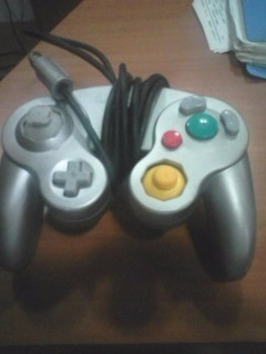 Control Nintendo Game Cube