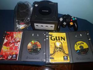 Gamecube 1 Control 2 Juegos Originales