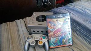 Gamecube Original Con Control Y 1 Juego
