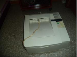 Impresora Hp laser jet 5