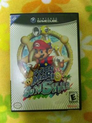 Juego De Mario Sunshine Para Gamecube