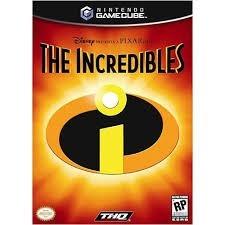 Juego Gamecube Los Increibles Usado Sin Manual