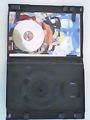 Juego Gamecube Naruto 1