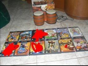 Juegos De Gamecube Coleccion Mario Metroid Smash Y Otros