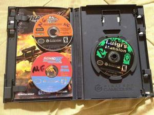 Juegos De Gamecube Originales Variados