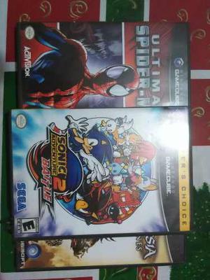 Juegos De Nintendo Gamecube Originales En Perfecto Estado