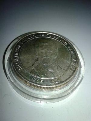 Liquidación Moneda Conmemorativa Bicentenario De J M. V.