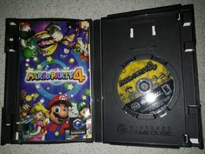 Mario Party 4 Juego De Gamecube