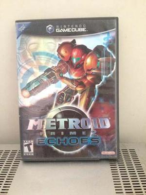 Metroid Prime 2 Echoes Original Nintendo Gamecube