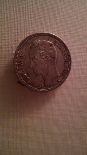Moneda De Plata Año  Gram) Lei 835