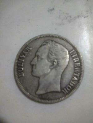 Moneda De Plata  Gram.25 Plata Lei