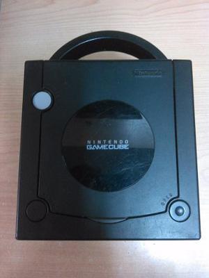 Nintendo Game Cube Para Reparar, Con Sus Cables De Audio Y