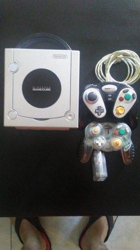 Nintendo Gamecube Chipeado + Control Adicional