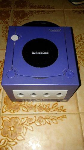 Nintendo Gamecube Consola Detalles De Lente Remate