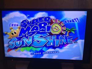 Súper Mario Sunshine Original Nintendo Gamecube