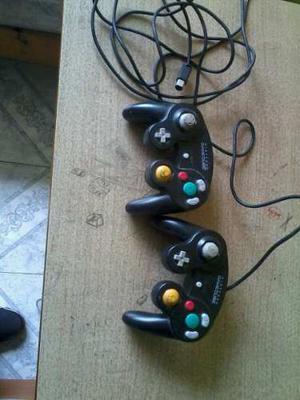 Vendo O Cambio Controles De Game Cube Original Negociable