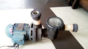 Bomba Electrica 0.75 Hp Caballos Para Piscina