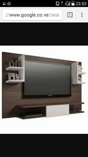 Centro De Entretenimiento,muebles Modernos Para Tv