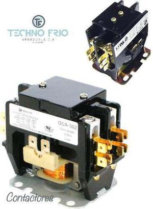 Contactor 2 Polo X 30 Amp X 220v