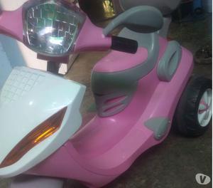 Moto eléctrica usada en buen estado