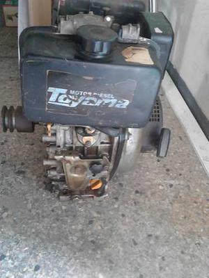 Motor A Gasoil De 7 Caballos Multi Propósito Marca Toyama