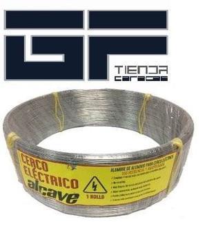 Rollo De Cerco Electrico Aluminizado 300mts