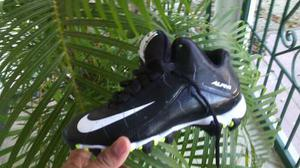 Tacos Beisbol Nike Alpha Nuevos Talla 33,5