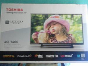 Televisor Toshiba De 40 Pulgadas Nuevo En Su Caja