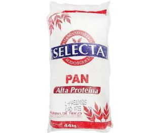 harinas de trigo por saco 44 kg