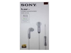 Audifono Sony H.ear In Mdr-ex730