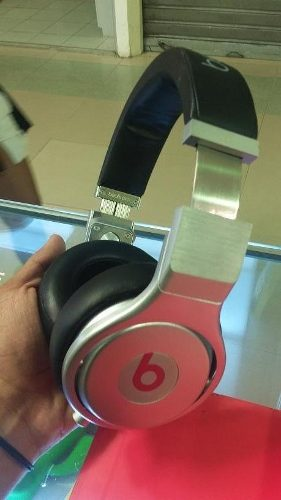 Audifonos Beats Pro By Dr.dre Monster Metalizados Originales