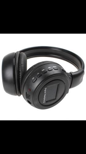 Audifonos Inalambricos N65 Micro Sd, Usb, Aux, Fm Remate