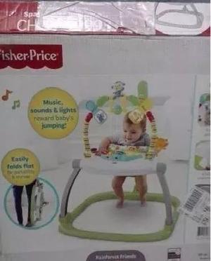Brinca-brinca Jumpero Fisher Price Como Nuevo