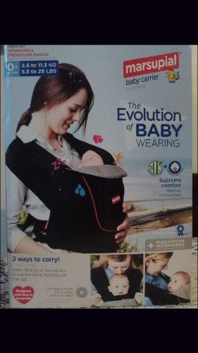 Cargador / Porta Bebé Canguro Marsupial Baby Carrier
