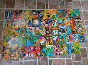 Cartas De Dragon Ball Z Colección