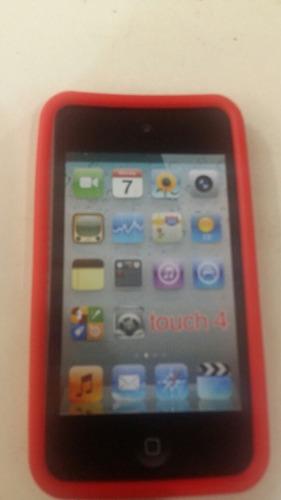 Forro De Cilicon Para Ipod Touch 4