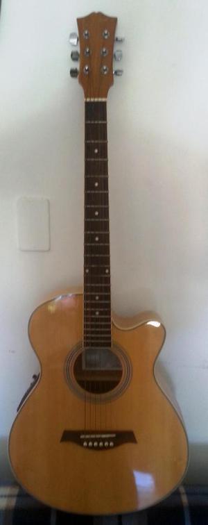 Guitarra electro acustica Stalmay nuevecita