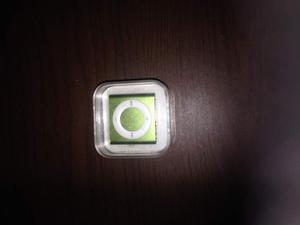 Ipod Shufle 4 Generacion De 2gb Color Verde Manzana