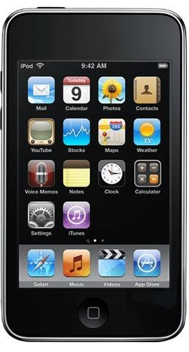 Ipod Touch 2g 8gb Vendo O Cambio Por Tlf Para Reparar