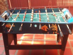 Venta de mesa de futbolito caracas art culos posot class for Mesa futbolito